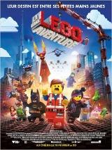 La Grande Aventure Lego Affiche