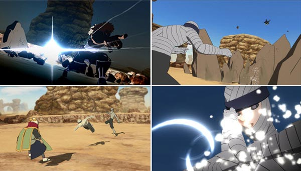 Naruto Shippuden: Ultimate Ninja Storm Revolution, le mode Ninja World Tournament dévoilé