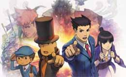 Professeur Layton vs Phoenix Wright: Ace Attorney
