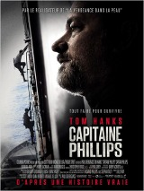 Captain Phillips Affiche