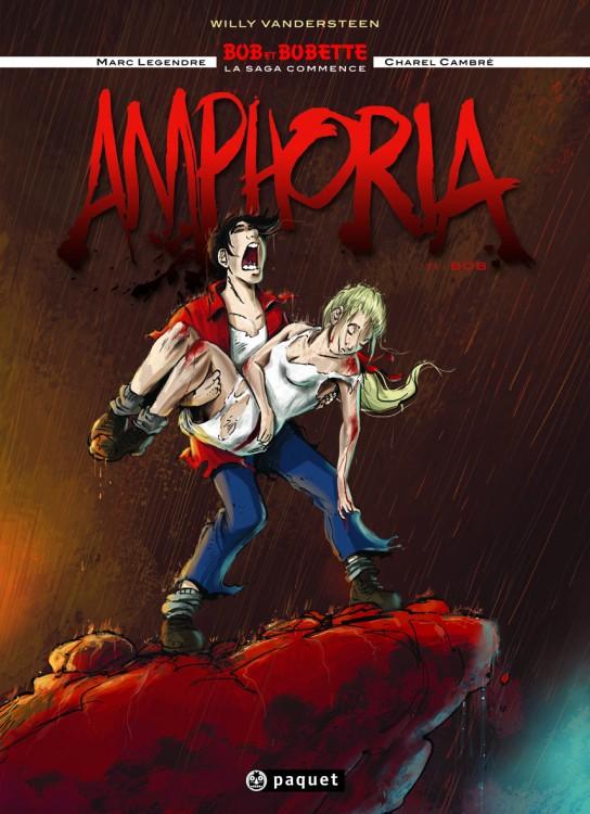Bob et Bobette - Amphoria - Paquet (2014)