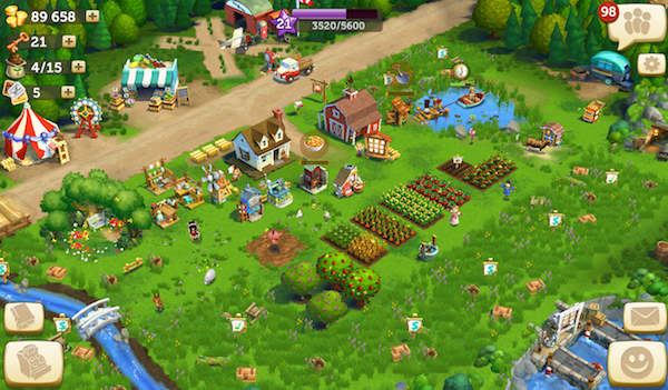 farmville 2 country escape une ferme dans la poche. Black Bedroom Furniture Sets. Home Design Ideas