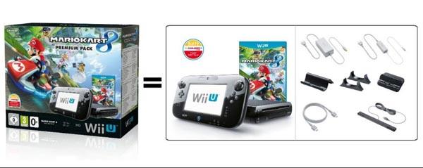 Nintendo présente le pack Wii U Premium Édition spéciale Mario Kart 8