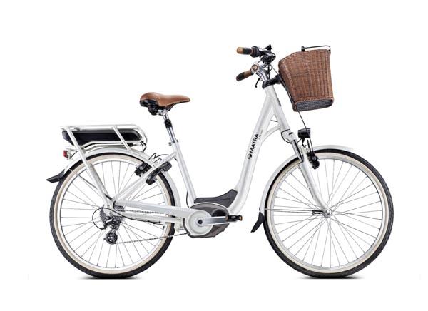 Vélo électrique Matra i-flow Active récompensé à Taïwan