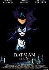 Batman Le Défi Affiche