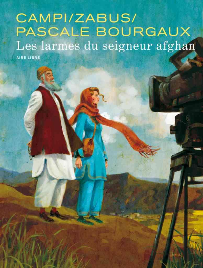 Couv Les larmes du seigneur afghan