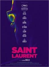 Saint Laurent Affiche
