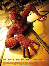 Spiderman 1 Affiche