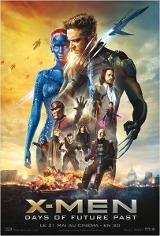 X-Men Days etc Affiche