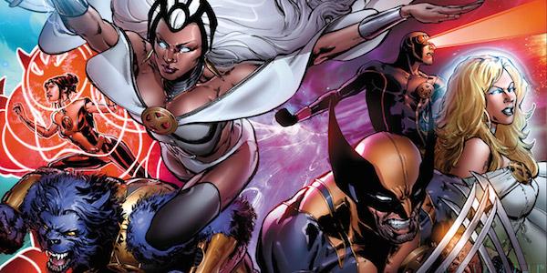 X-Men-Haut