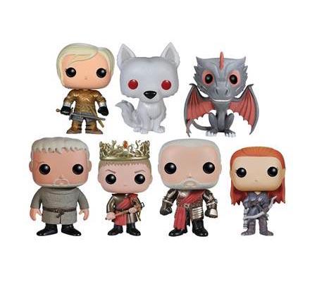 Game of Thrones : les produits de la série dans la boutique HBO