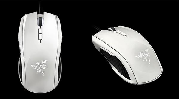 Razer lance la souris Taipan White