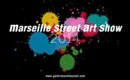 Street Art Show Marseille