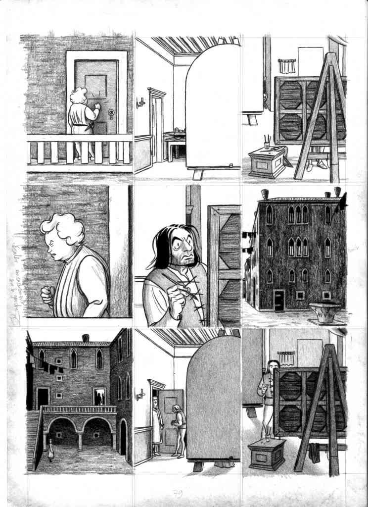 Construction d'une planche par Jean Dytar - Etape 3
