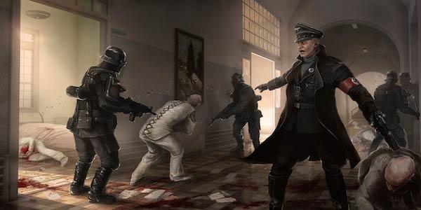Wolfenstein-haut
