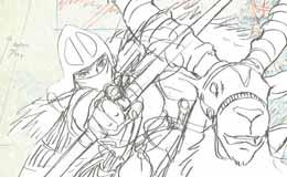 Les dessins du Studio Ghibli au Musée Art Ludique