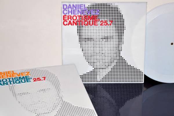 Daniel Chenevez (Niagara) sort son disque imprimable en 3D