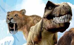 De l'Ere des Dinosaures à l'ère de Glace
