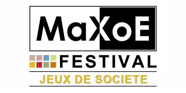 MaXoE Festival : La Sélection Jeux de société