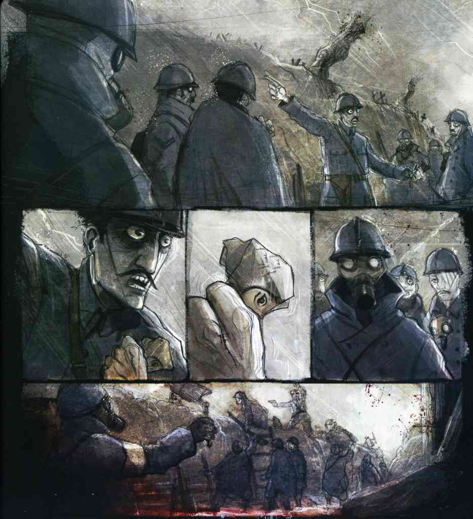 Cicatrices de guerre - Attaque suicide