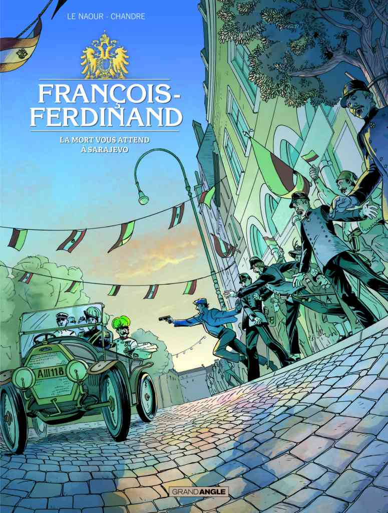 FRANCOIS FERDINAND