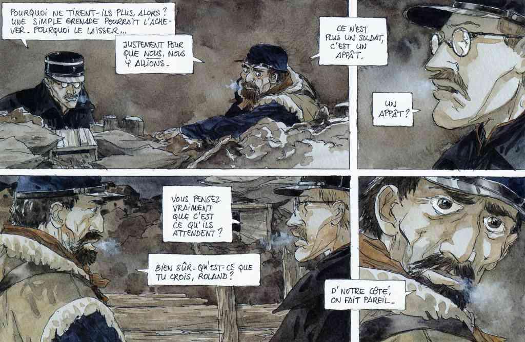 Notre Mère la guerre - Leurre (1)