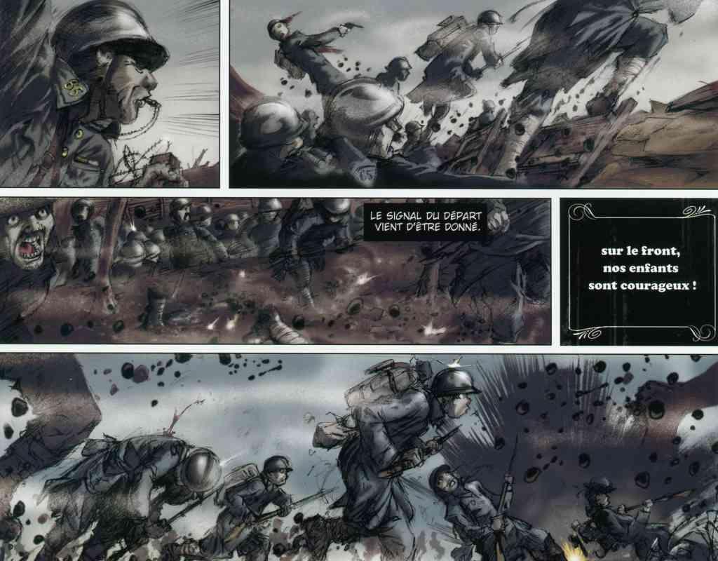 Verdun - Attaque suicide