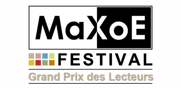 MaXoE Festival : Grand Prix des Lecteurs 2014