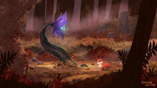 Seasons after Fall : premières images en attendant la Gamescom