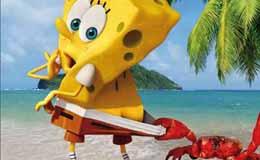 Bob l'éponge, un héros sort de l'eau
