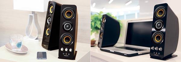 T50 Wireless, le système d'enceintes Bluetooth de Creative