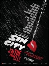 Sin City J'ai tué pour elle Affiche