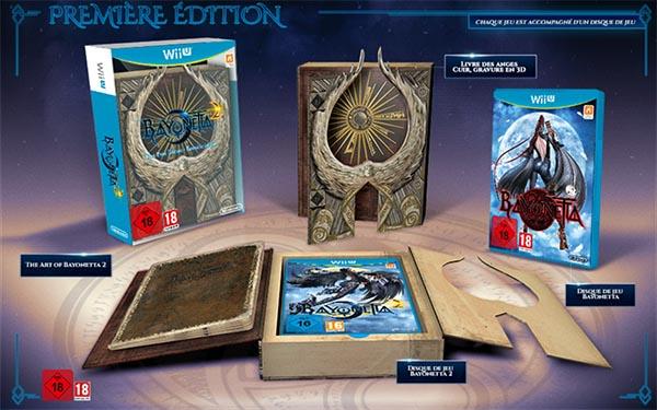 Bayonetta en trois éditions le 24 octobre 2014