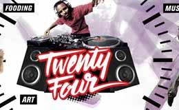 Twenty Four Festival
