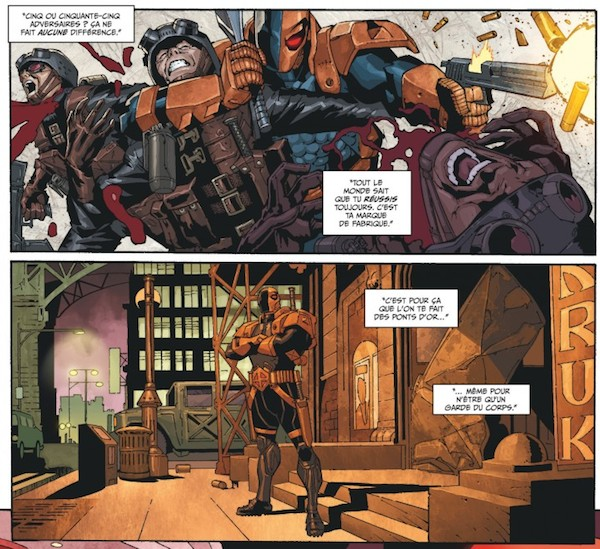 DeathStroke-planches