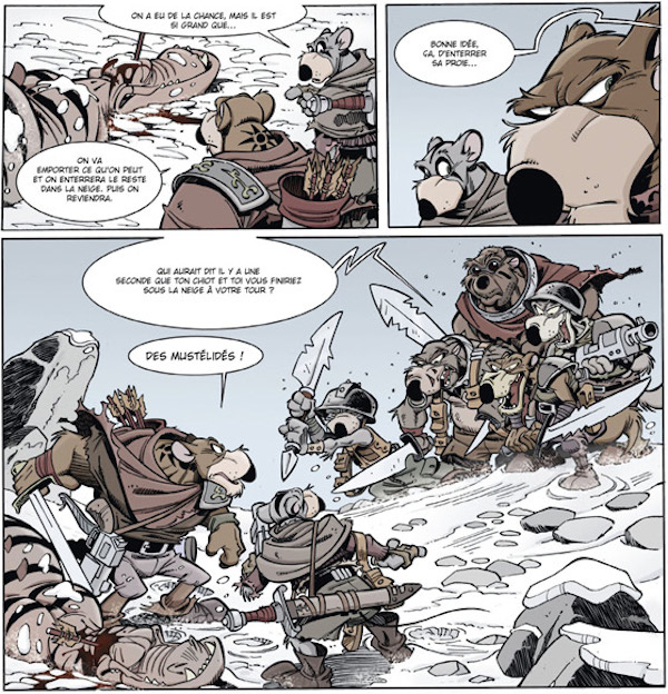 Solo-planches
