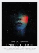 Under the skin Affiche
