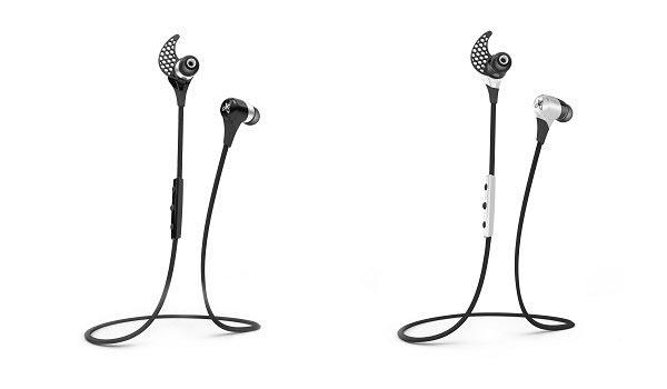 Bluebuds X, les écouteurs Bluetooth, haut de gamme de Jaybird