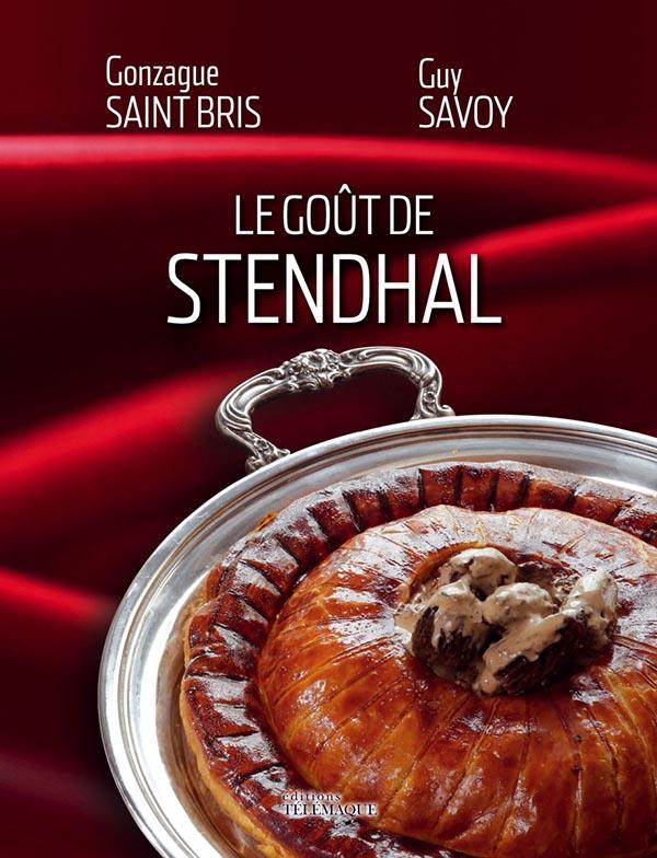 Le goût de Stendhal aux Éditions Télémaque le 6 novembre