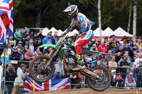 Motocross des Nations 2014 : l'Equipe de France triomphe