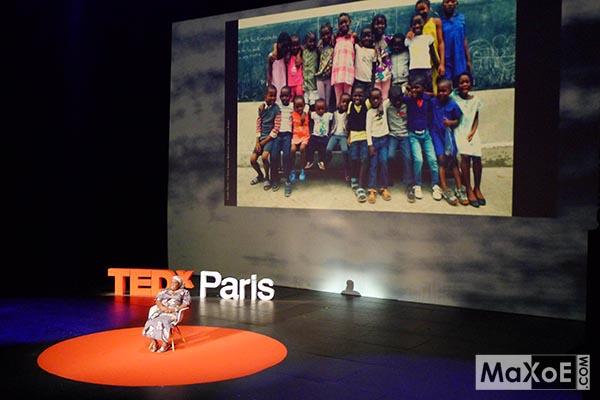 TEDxParis 2014 : Les architectes d'un monde meilleur