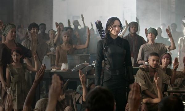 Hunger Games Mockingjay Trois