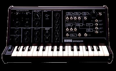 Le Korg MS-10