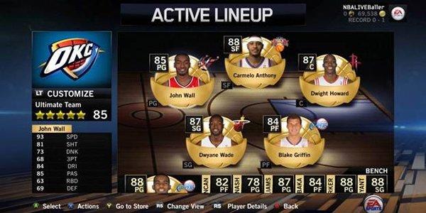 NBA-Ultimate-Team