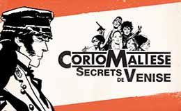 Corto Maltese : Secrets de Venise