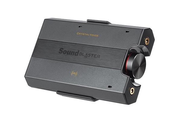 Le Sound Blaster E5 de Creative : un DAC USB haute résolution