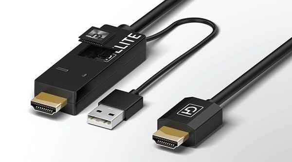 ActiveHD, le nouveau câble HDMI de HDElite et Marseille, Inc.