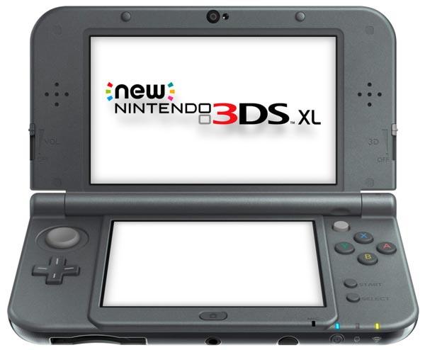 La New Nintendo 3DS et la New Nintendo 3DS XL sortiront le 13 février 2015