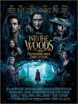 In the Woods Affiche