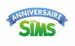 Les Sims Anniversaire